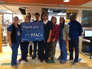 Duke University Hospital Pediatric ICU Staff
