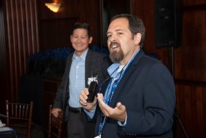 DUHS Well-Being Ambassadors Forum at the University Club