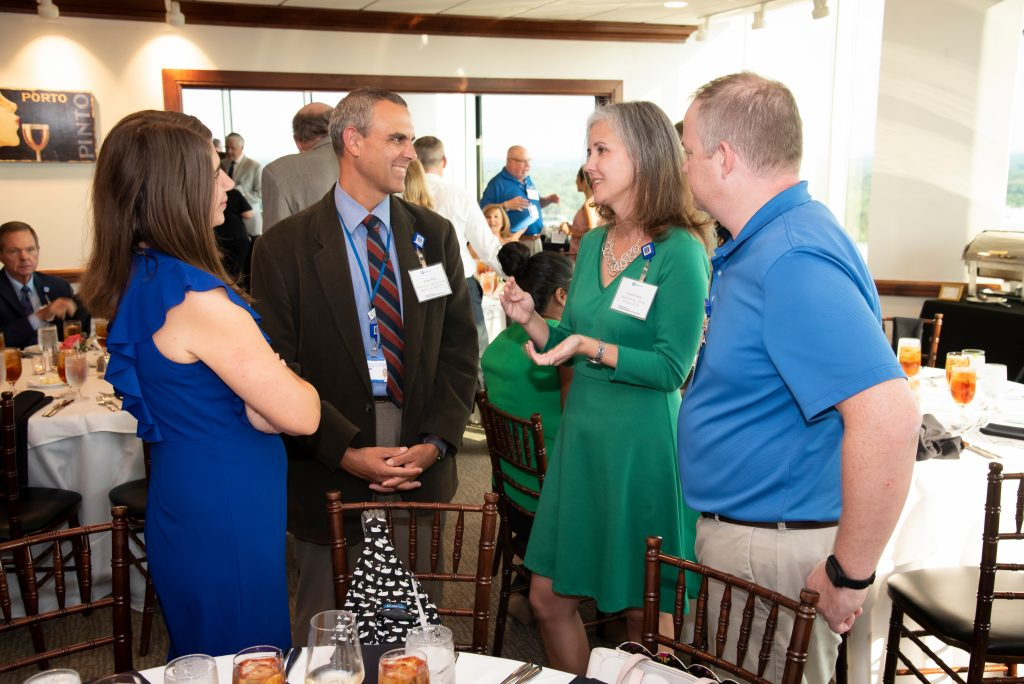 Duke Health System Patient and Family Advisory Council dinner