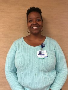 photo of Duke Health Patient and Family Volunteer Advisor Kimberly Dixon